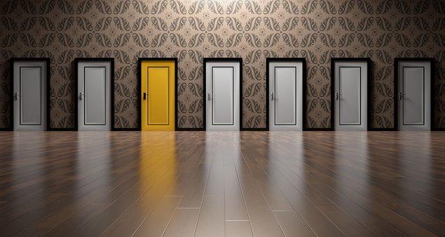 Które drzwi są najbezpieczniejsze do Twego domu?